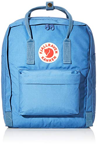 Fjallraven, Kanken Classic Backpack for Everyday, Blue Ridge