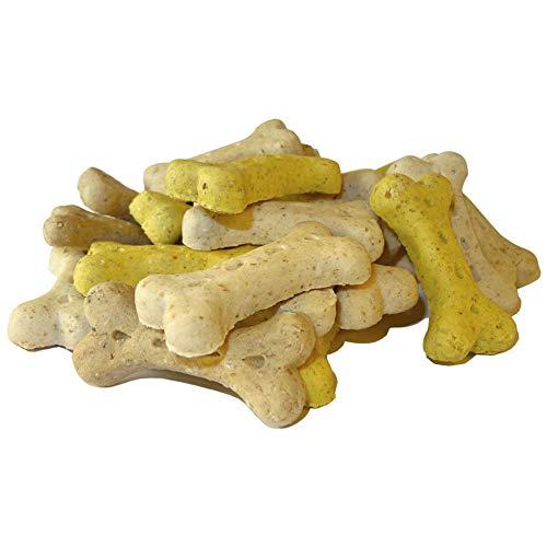 Galletas de huesitos RR MICROS Mix 10 KG. | Snacks para Perros con Forma de huesito | Treats para Perros