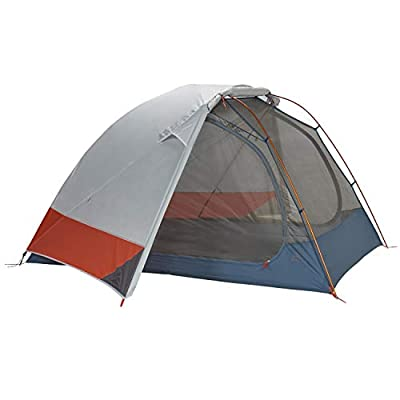Kelty Dirt Motel 3 Person Lightweight Backpacking and Camping Tent (Updated Version of Kelty TN Tent) - 2 Vestibule Freestanding Design - Stargazing Fly, DAC Poles, Stuff Sack Included