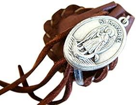 SAFE TRAVEL CRYSTAL MEDICINE BAG Pocket Size Leather Pouch With Reiki Gemstones
