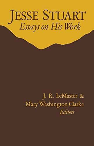 Jesse Stuart: Essays on His Work (English Edition)