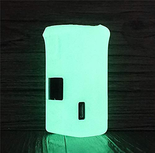 DSC-Mart Texture Cover for Vaporesso Target Mini 2 Silicone Case Sleeve Skin Shield (Glow in The Dark)