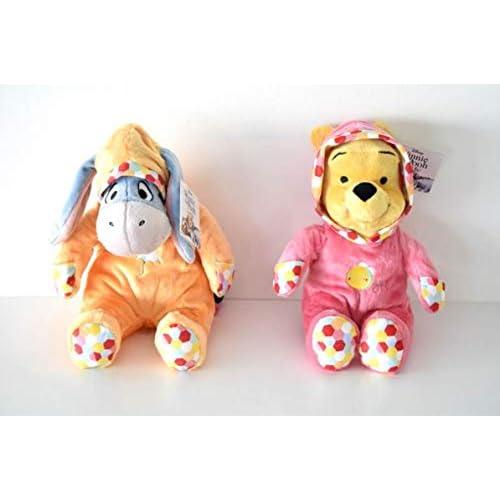 PTS Pupazzi Winnie The Pooh con pigiamini,1803078, Entrambi i soggetti