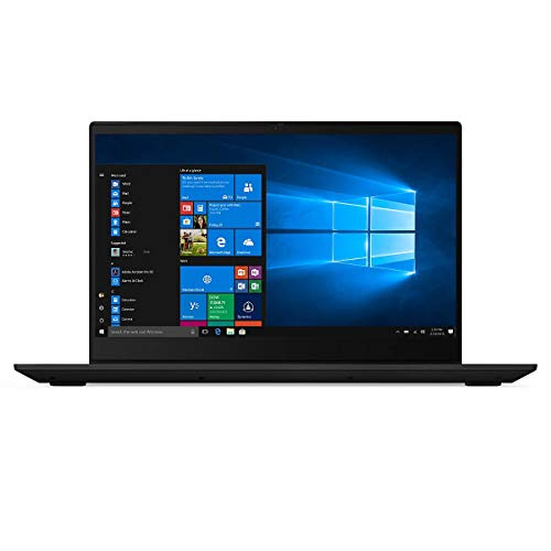 "2019 Lenovo Ideapad S340 15.6"" FHD Laptop Computer, 10th Gen Intel Quard-Core i7 1065G7 up to 3.9GHz, 8GB DDR4 RAM, 256GB SSD, 802.11ac WiFi, Bluetooth 4.2, USB Type-C, HDMI, Onyx Black, Windows 10"
