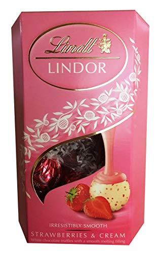 Bombones de chocolate Lindor de Lint