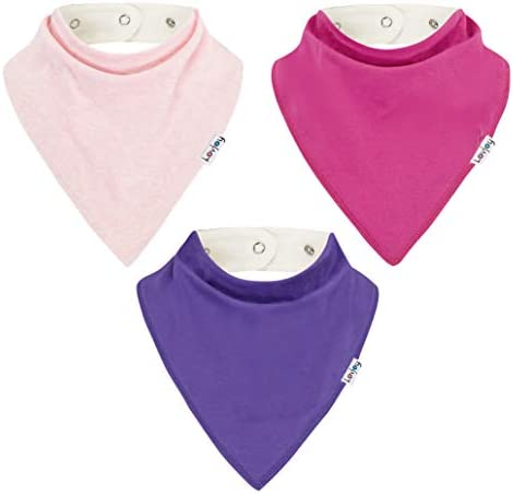 Large Bandana bibs For Kids 4 Years Special Needs Bibs Kids Teens Adults product image