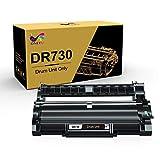 ONLYU Compatible Drum Unit Replacement for Brother DR730 DR-730 DR 730 to Use with HL-L2370DW HL-L2390DW MFC-L2750DW MFC-L2710DW DCP-L2550DW (Drum Unit, NOT Include Toner)