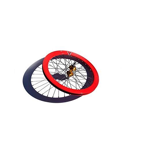 Riscko 004s Rueda Trasera Bicicleta Personalizada Fixie Talla S