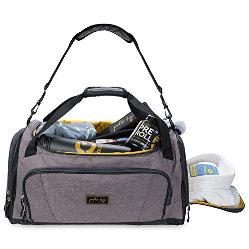 Gold BJJ Randori Duffel Bag