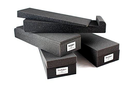 roxdon rmp-1Studio Monitor Speaker Schiuma isolanti (Set di 4)