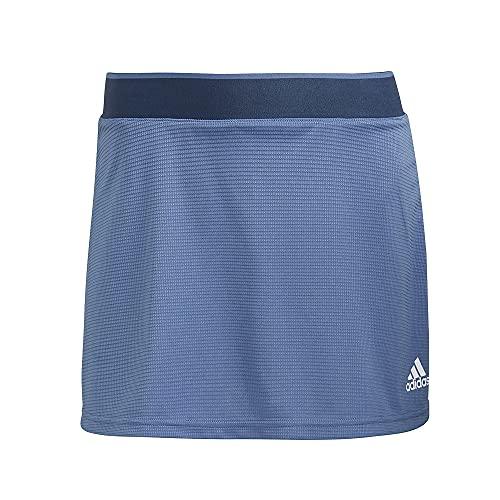 adidas Club Skirt Damenrock, Damen, Rock, GL5495, Azutri/Weiß, S