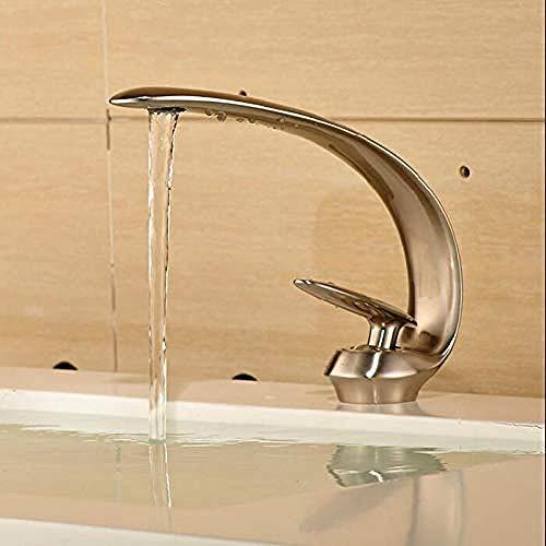 Wasserhahn Wasseraustritt Wasserhahn Mischer Deck Typ WC Wasserhahn Messing Mischer Öl reiben Bronze Wasserhahn