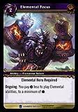Elemental Focus - Heroes of Azeroth - Rare [Toy]