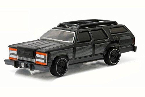 Price comparison product image Greenlight Black Bandit Wagon King 1 / 64 27860 F