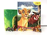 Phidal Disney Le Roi Lion Comptines et Figurines, Français, Multicolore
