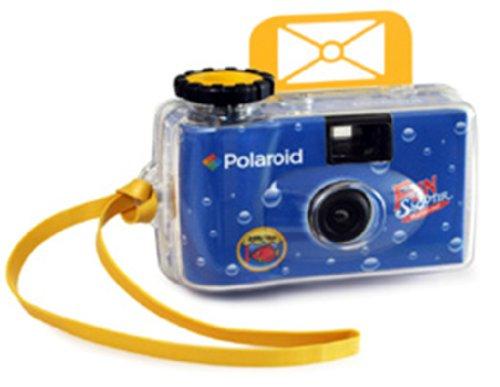 Polaroid Waterproof Single Use Disposable Camera (2 Pack)