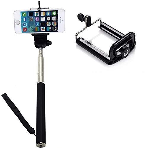 Bastão de Selfie para SmartPhones e Câmeras de Ação