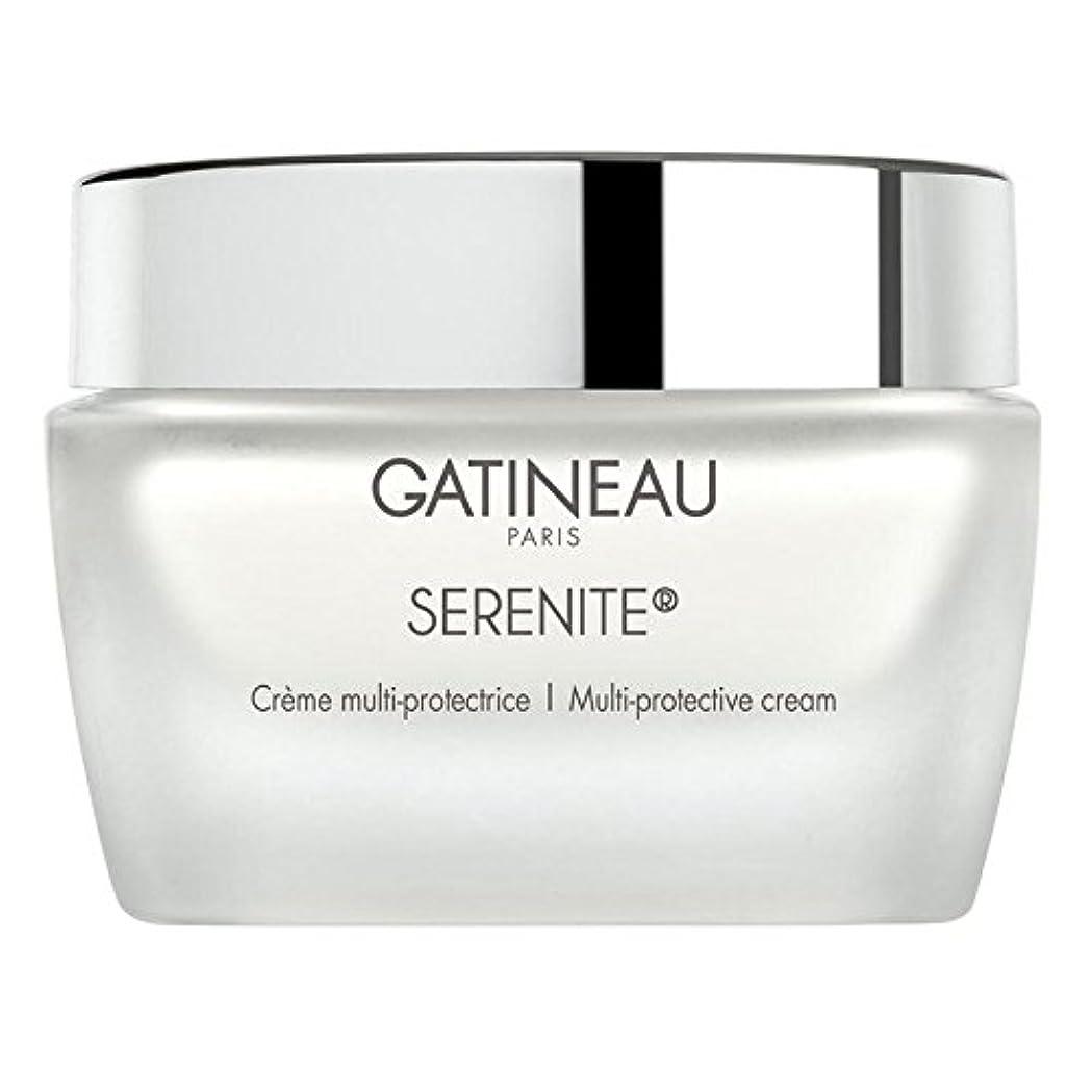 放出倫理コードレスガティノーマルチ保護クリーム50 x4 - Gatineau Multi Protective Cream 50ml (Pack of 4) [並行輸入品]