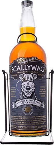 Douglas Laing & Co. SCALLYWAG Speyside Blended Malt Whisky (1 x 4.5 l)