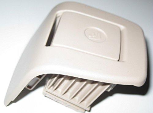 BMW E93 kinderzitje Isofix Mount Cover Flap Trim 7262809 52207262809