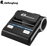 80 mm Impresora térmica Bluetooth recibo IOS Android POS USB Recibo Bill billete Máquina impresora MHT-P8001 solo se puede imprimir en inglés, no se puede imprimir en español