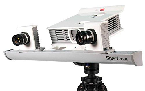 SPECTRUM scanner 3D professionale for reverse engineering