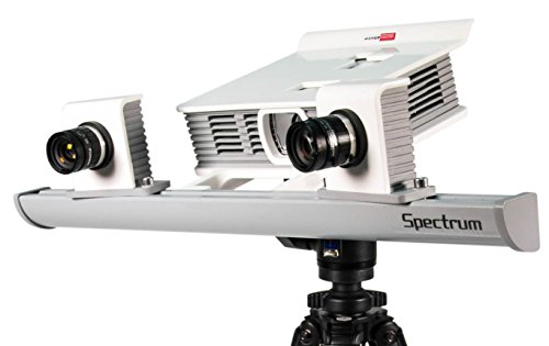 SPECTRUM Scanner 3D professionnel pour reverse engineering