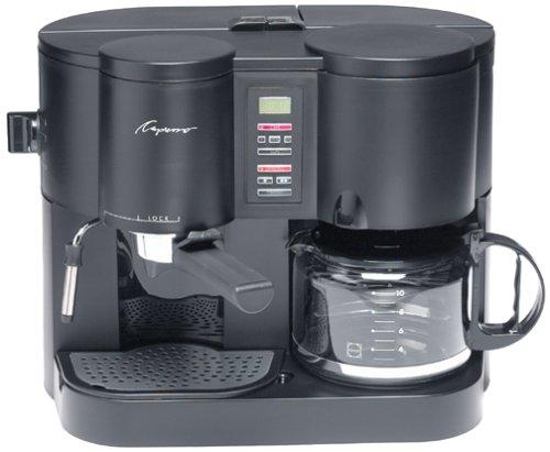 Capresso 351. 01 pump espresso/coffeemaker capresso bar