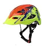 LIALIYA Casco de patinaje para jóvenes, cascos de bicicleta, cascos deportivos para niños y niñas de 5 a 13 años, casco de bicicleta de montaña para regalo, casco de patinaje, 7