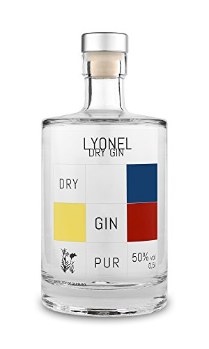 LYONEL London Dry Gin Organic (BIO) 50% vol