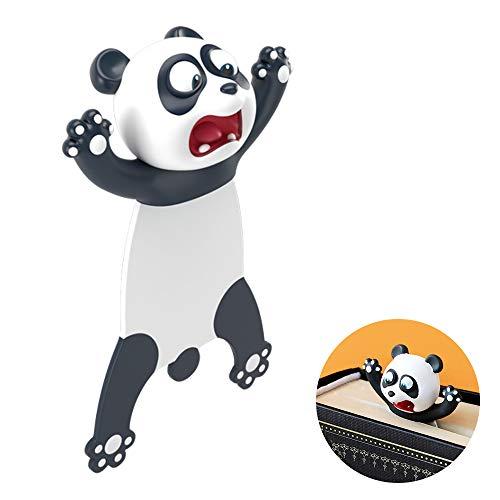 OVAREO 3D Tier-Lesezeichen, 3D Cartoon Tier Lesezeichen, Tier Lesezeichen,Kinder Lesezeichen,Tier Lesezeichen Lustig,Lustiges Geschenk für Kinder und Erwachsene