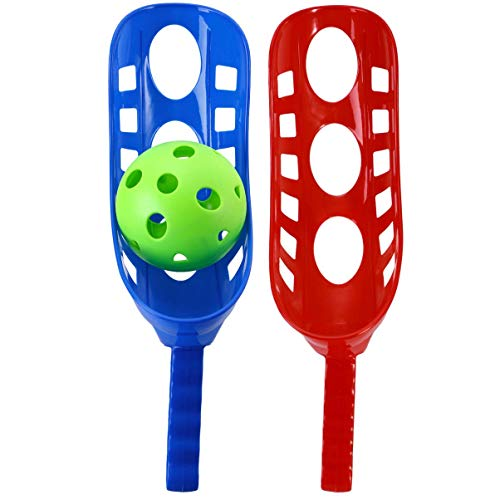 Iwinna Mini Catch Ball Cup und Ball Game Hand Eye Coordination Ball Catching Cup Toy für Kinder