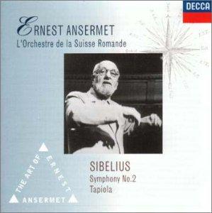 シベリウス:交響曲第2番の詳細を見る