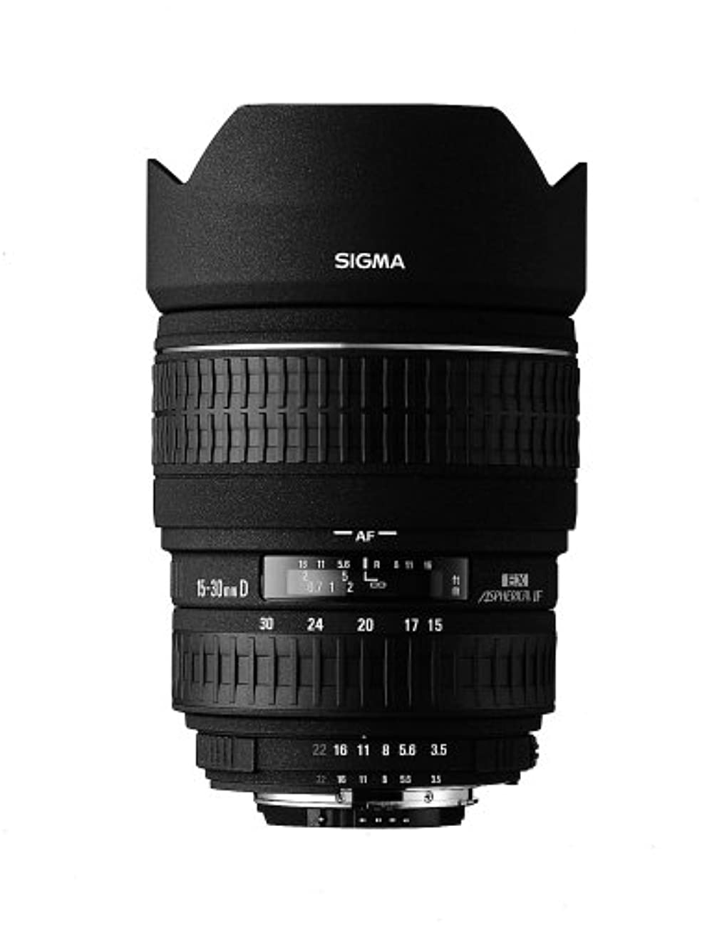 Sigma 15-30mm f/3.5-4.5 EX DG IF Aspherical Ultra Wide Angle Zoom Lens for Minolta and Sony SLR Cameras