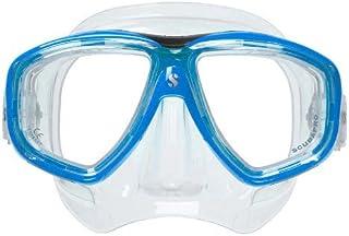 Scubapro Flux Twin Scuba Diving and Snorkel Mask (Blue)