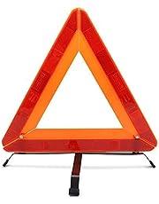 三角停止表示板 EU規格適合品 緊急停車時 折りたたみ式 昼夜間兼用型