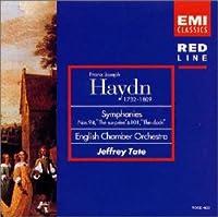 ハイドン:交響曲第94&101