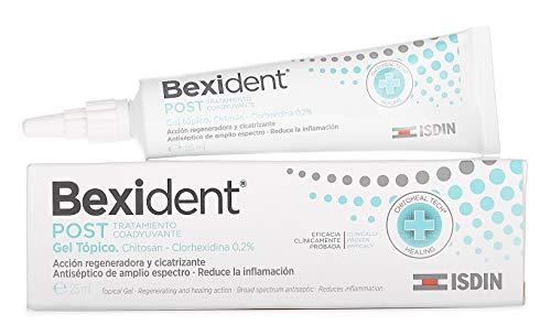 Isdin Bexident Post Tratamiento Gel Tópico, Acelera la Recuperación Post-Intervención 1 x 25 ml