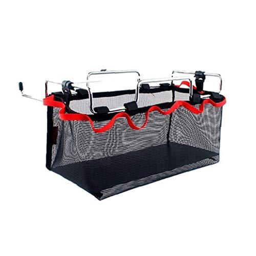 Plegable Bolsa De Malla De Picnic Estante De La Cocina Bolsa De Almacenamiento Neto Materia De Almacenamiento Bolsa De Malla Para La Mesa Plegable De Picnic Aire Libre Camping De Cocina Colgados