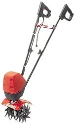 Mantis 7250-00-02 3-Speed Electric Tiller/Cultivator - Modern Gardening Equipment