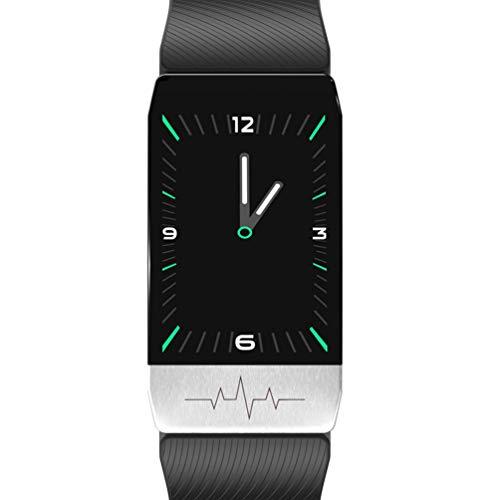 NICERIO Temperaturmessung Armband, Smart Armband Smart Watch Blutdruck Armband Herzfrequenz Uhr für Erwachsene Frauen Männer