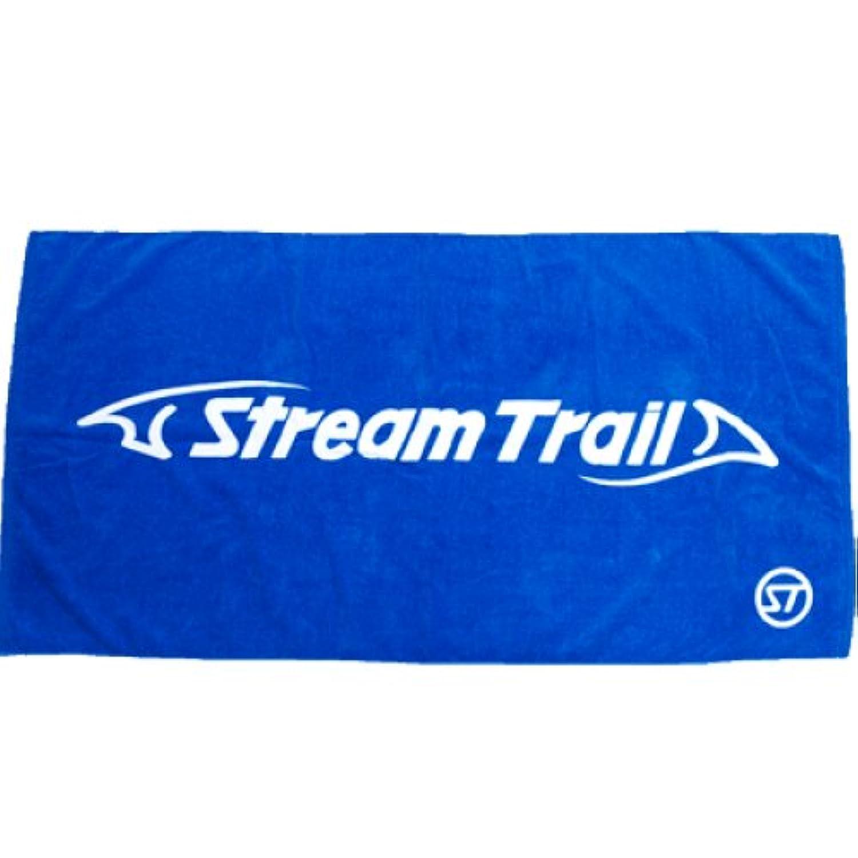 Stream Trail(ストリームトレイル) BATH TOWEL/バスタオル NAVY 60cm×120cm