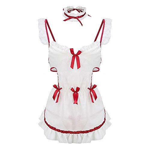 Abbigliamento Erotico Babydoll, Camicie Da Notte E Négligé Lingerie & Intimo Da...