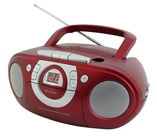 Soundmaster SCD5100RO Radio...