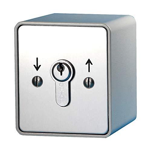 BAUER - Schlüsselschalter AP 2 Schliesser