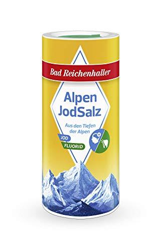Bad Reichenhaller Marken JodSalz mit Fluorid, 500g
