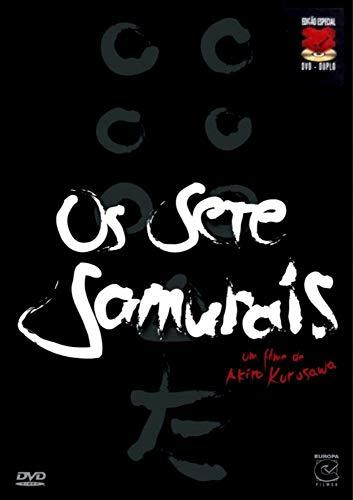 Os Sete Samurais - Edic. Dupla de Colecionador - ( Shichinin No Samurai ) Akira Kurosawa