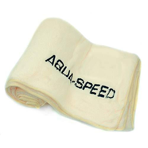 Aqua-Speed 5908217655233 Dry Coral Toallas, Unisex Adulto, Crudo, Talla única