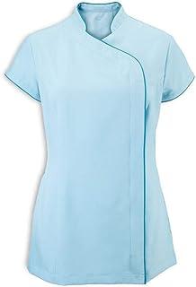Alexandra Teal Blue Salon Uniform