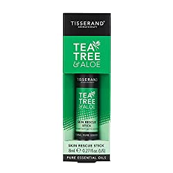 Perfect duo of cleansing & purifying Tea Tree essential oil & Soothing Aloe Vera botanical extracts blended with astringent witch hazel Suitable for blemish-prone skin, It helps to gently rid of blemishes and skin irritations Apply the gel on the sof...